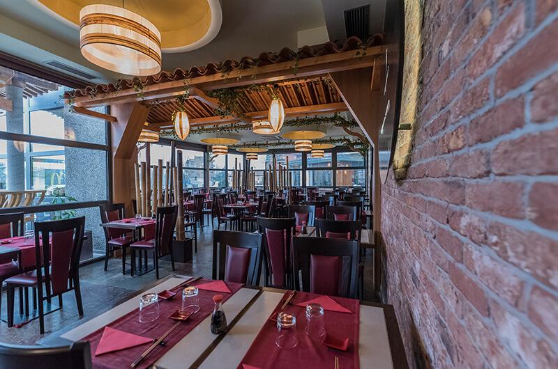 Ye's food Ristorante Giapponese Idroscalo Milano - piano superiore 14