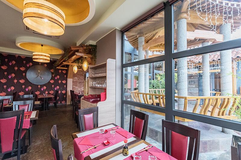 Ye's food Ristorante Giapponese Idroscalo Milano - piano superiore 18